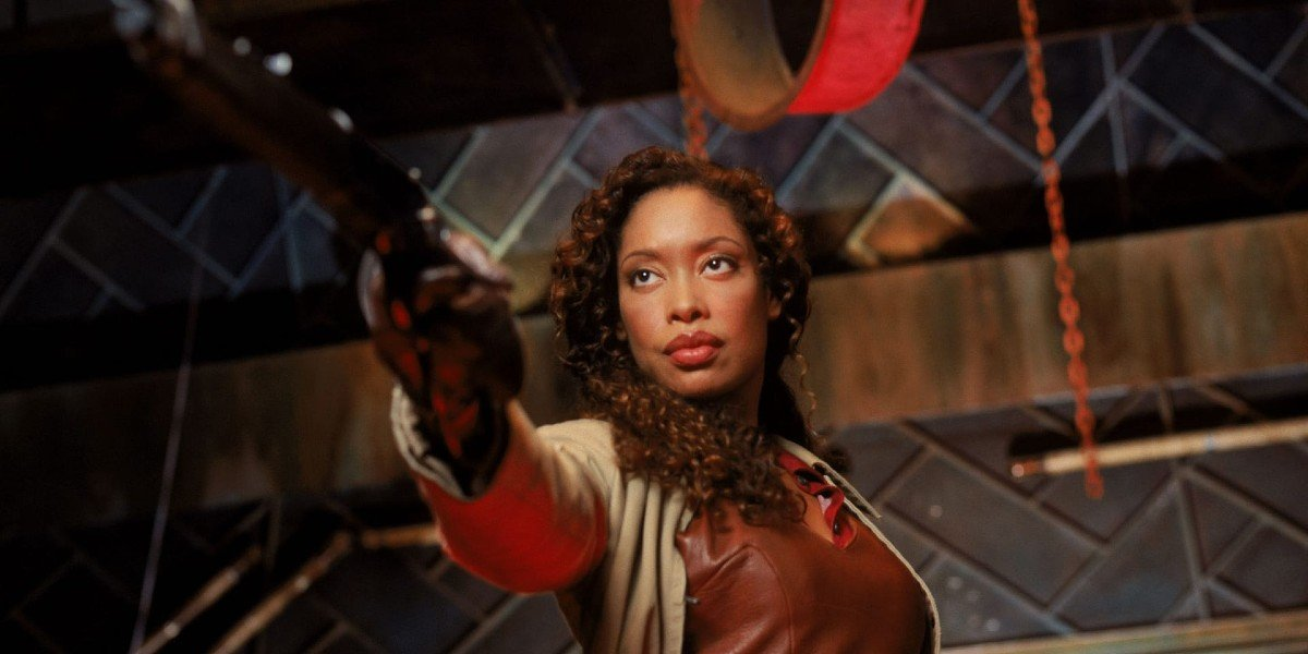 Gina Torres as Zoe Washburne for Firefly (2003)
