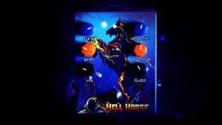 Haunted Labs x Dirty Haggard Audio Hell Horse