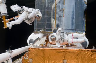 NASA Gets Out of Satellite Servicing Business