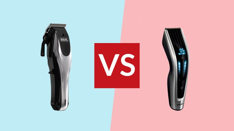 Wahl Rapid Clip vs Philips Series 9000