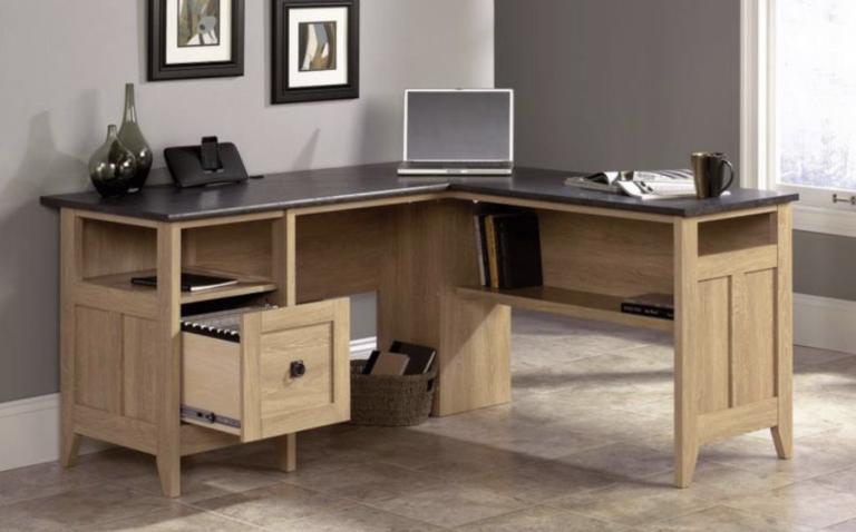 Teknik Home L-Shape Desk
