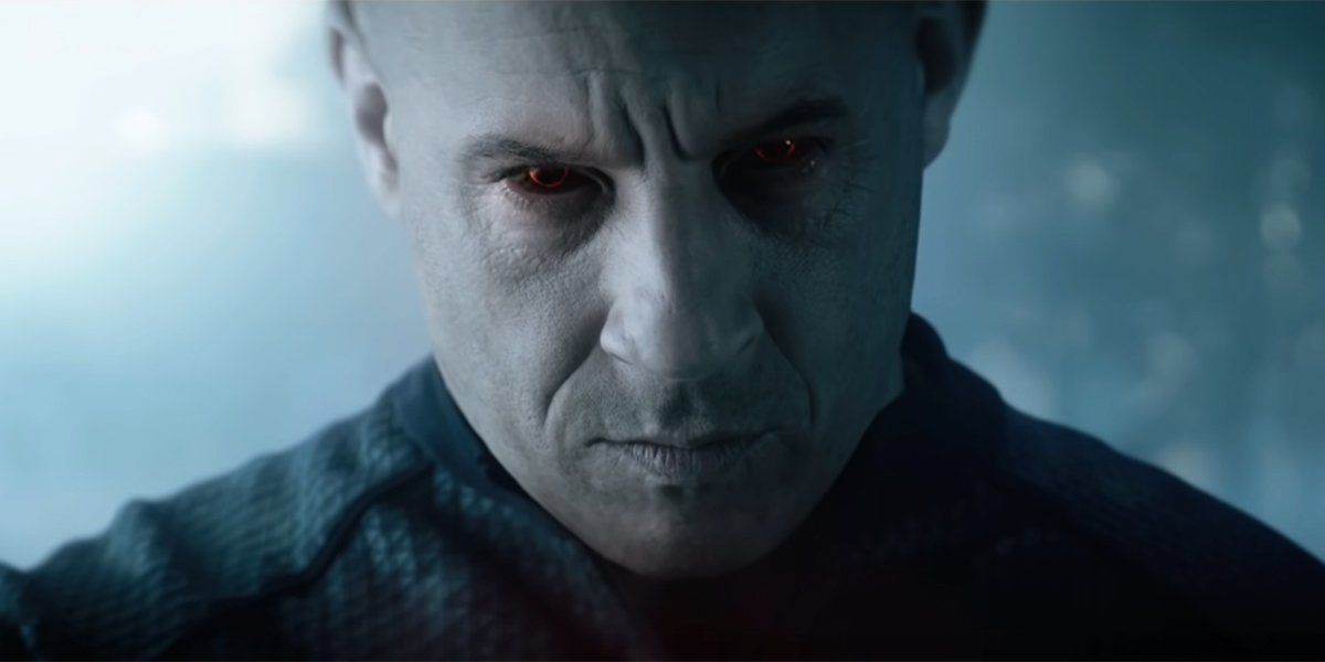 How Much Vin Diesel's Bloodshot Made On Opening Night