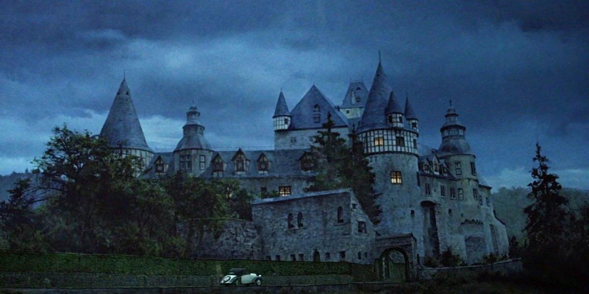 Castle Brunwald from Indiana Jones and Last Crusade