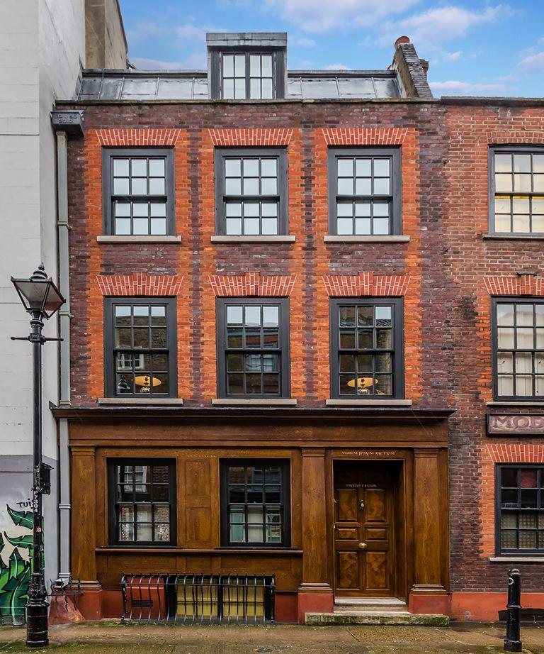 Spitalfields house