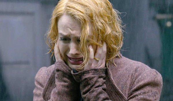 Alison Sudol as Queenie Goldstein