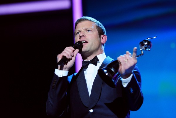 Dermot O'Leary at a previous National Television Awards show