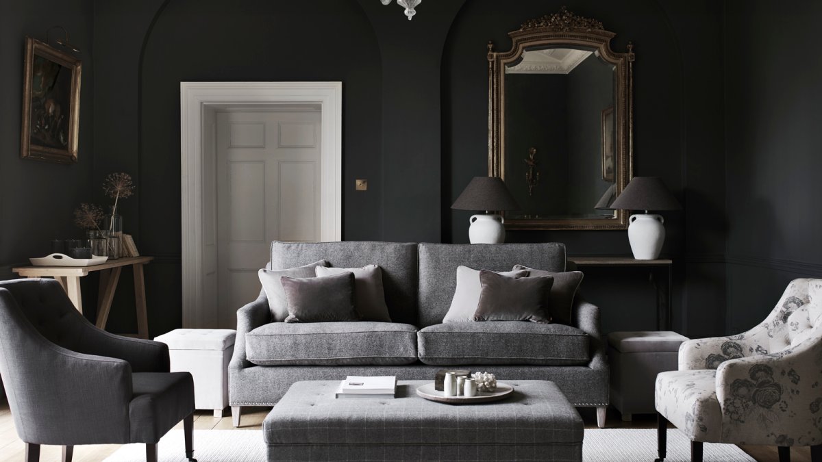 Interiors expert Kate Watson Smyth shares the best paint colour for a small room ... and it may not be what you think