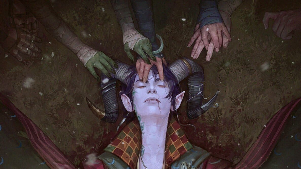 Permadeath and D&D: The pain of losing a character, and why it can be great