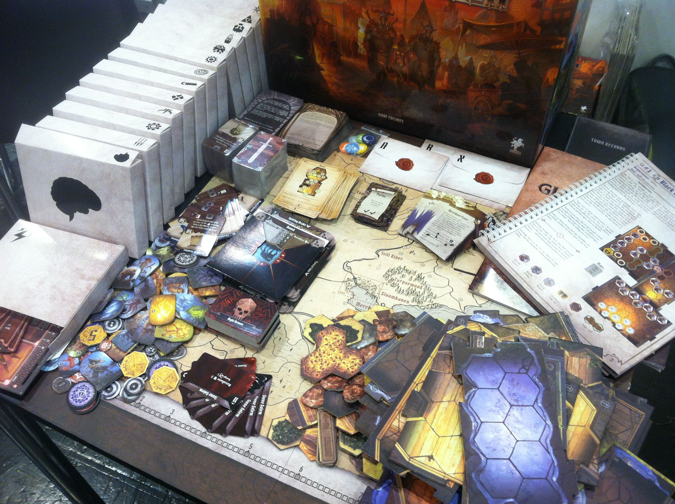 The 5 best solo board games