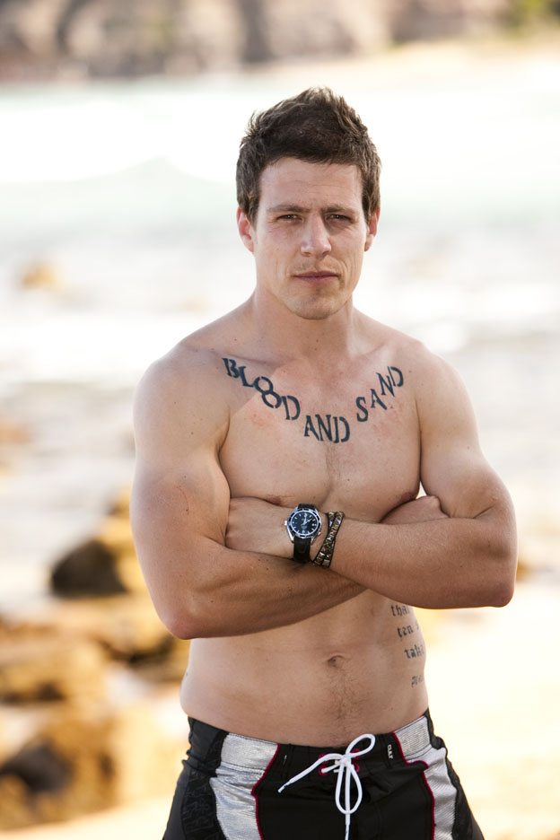 Home and Away's Steve:...