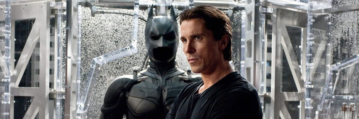 Christian Bale's Bruce Wayne in The Dark Knight Rises