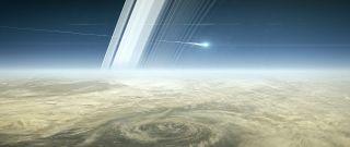 Cassini finale art
