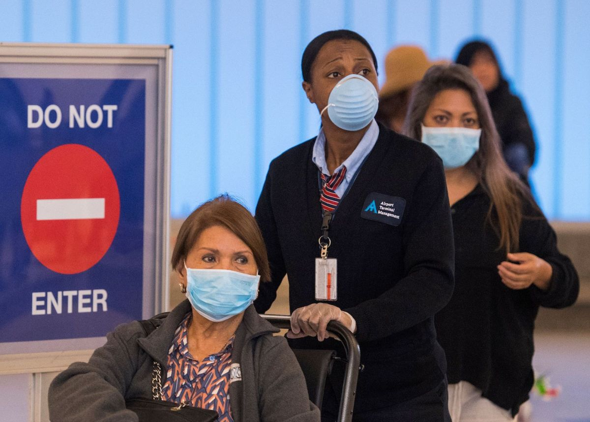 Coronavirus outbreak officially declared a pandemic, WHO says