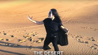 Black metal in the desert