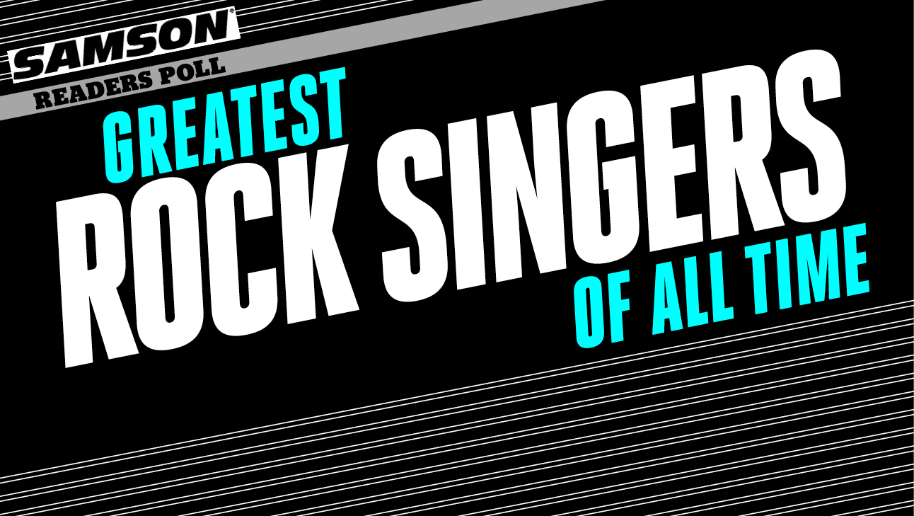 Greatest Rock Singers of All Time Readers Poll, Round 1: Bruce
