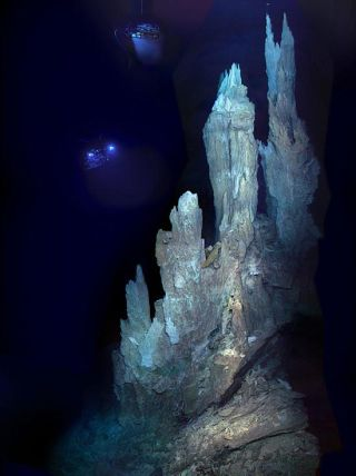 Earth Life May Have Originated at Deep-Sea Vents | Space