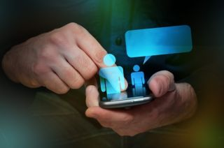 texting, smartphones, apps