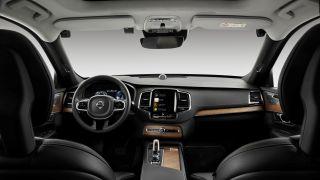 Volvo in-car monitoring