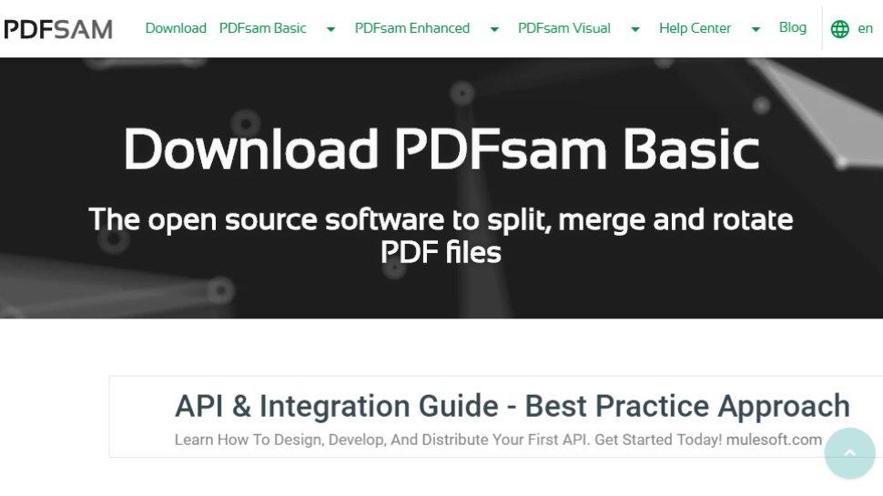 The best free PDF editor 2019