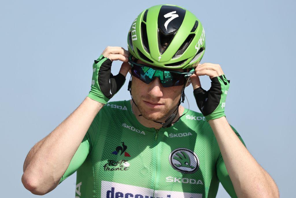 Sam Bennett nears green-jersey victory in Tour de France | Cyclingnews