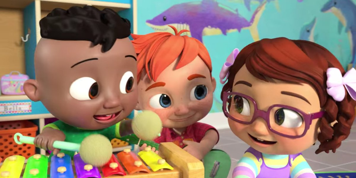 Cocomelon And 9 Other Netflix Shows To Entertain Restless Little Ones Cinemablend
