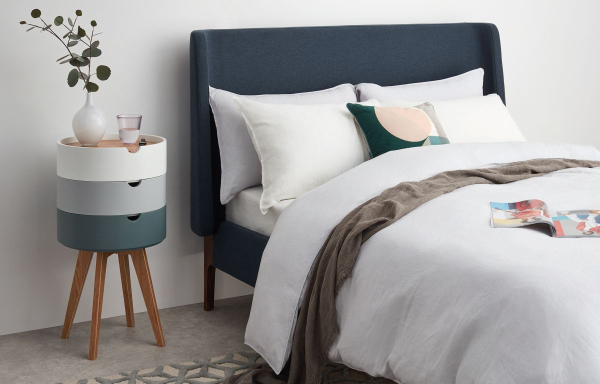 Picture of: Best Bedside Tables 5 Buys For Beautiful Bedrooms Real Homes