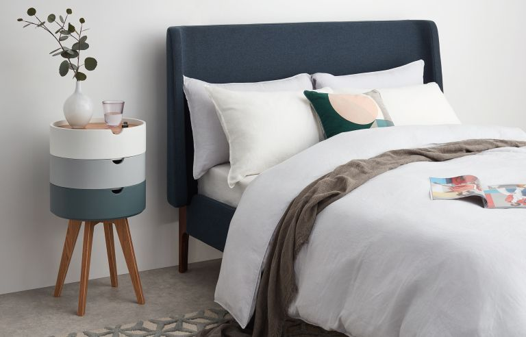 Made.com the best bedside table