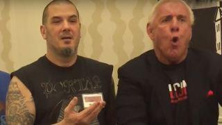Ric Flair and Phil Anselmo