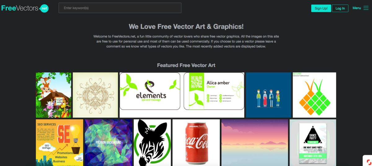 Find free vector art online: the 20 best sites | Creative Bloq