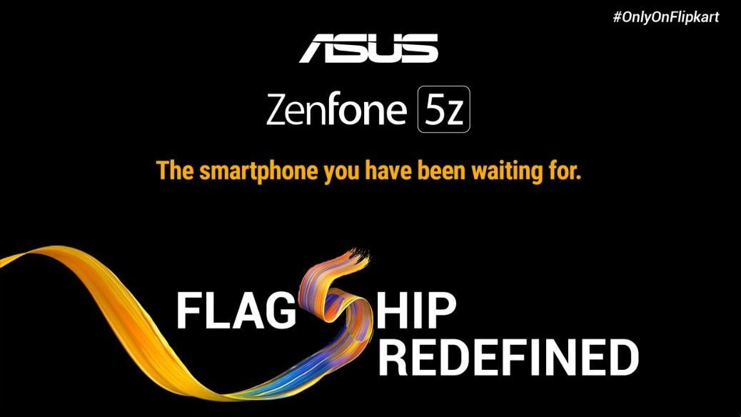Asus Zenfone 5z with 19:9 display, AI dual cameras to launch in India on July 4