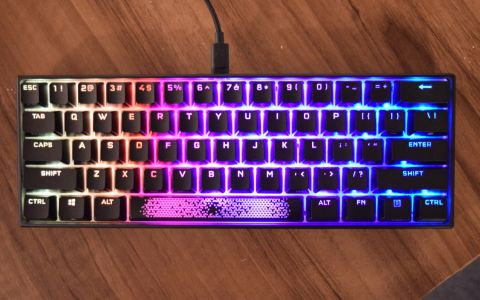 Corsair K65 RGB Mini Gaming Keyboard