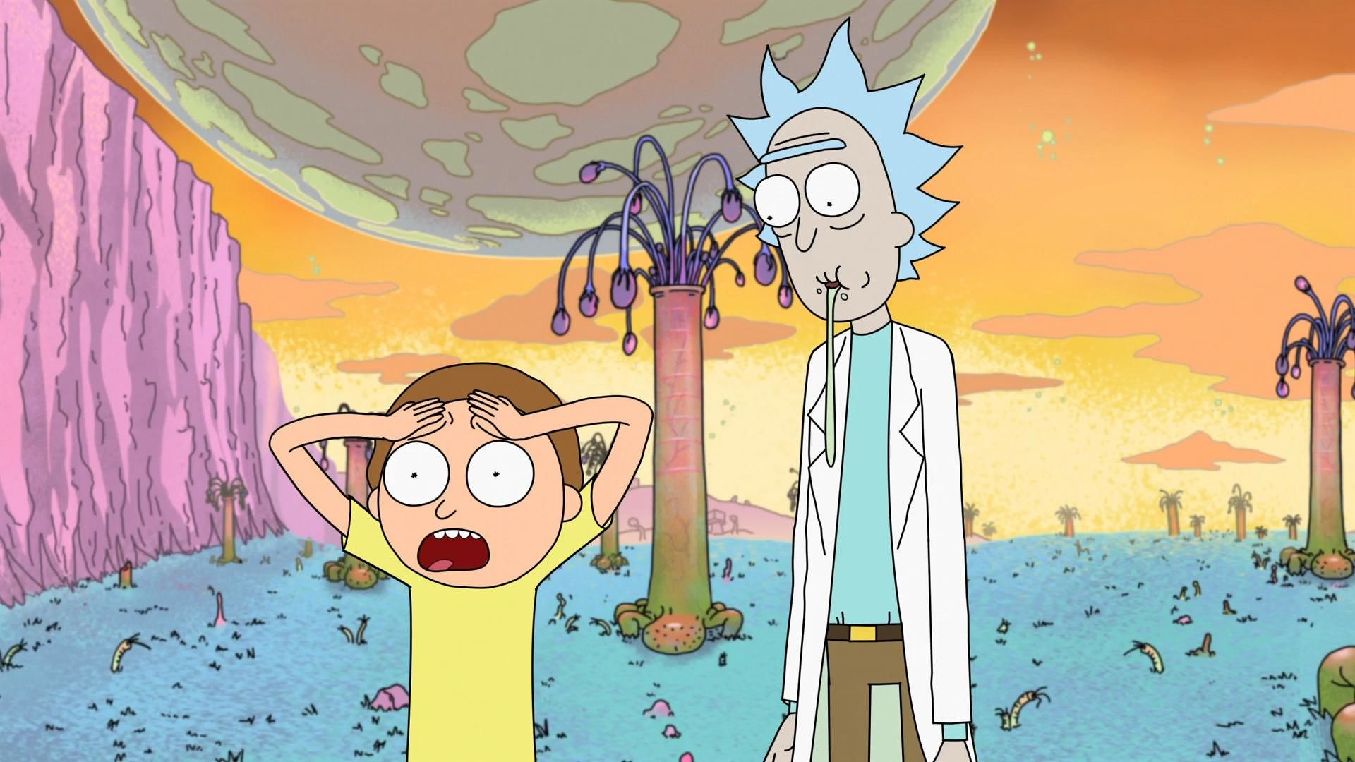 Rick And Morty Season 5 Release Date Speculation First Footage And More Gamesradar