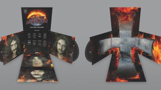 A picture of the Black Sabbath The Ultimate Collection 'crucifold' edition