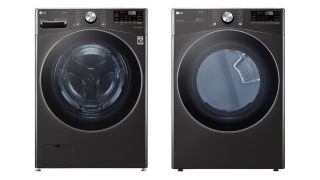 LG Black Friday deals: Save $900 on a top-rated LG washer and dryer set