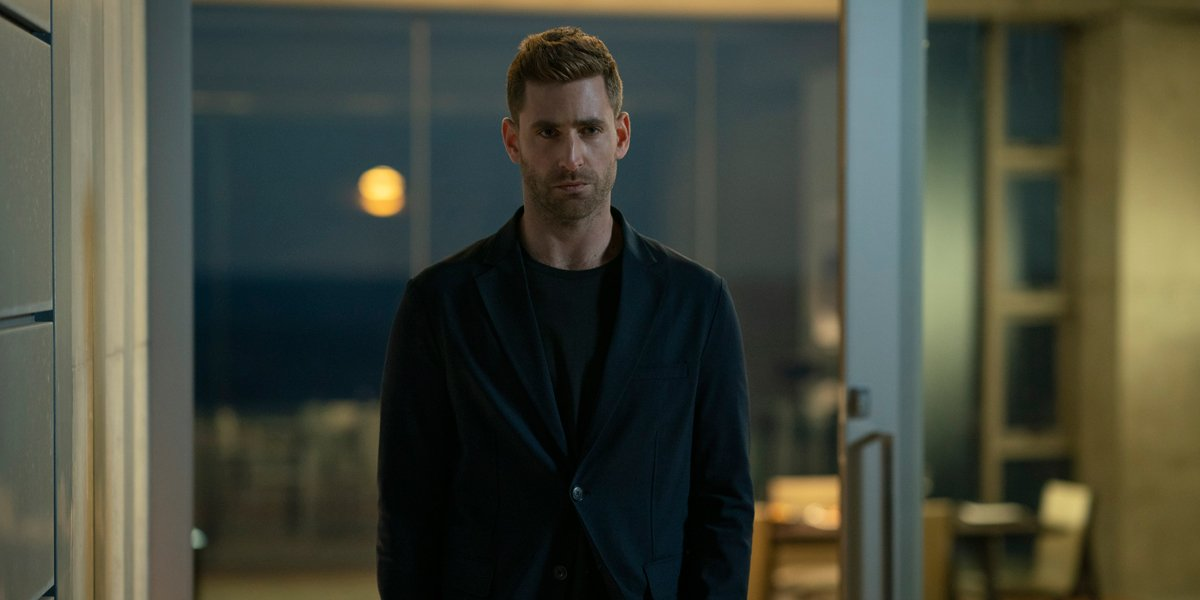 Adrian Griffin Oliver Jackson-Cohen in The Invisible Man