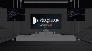 "Disguise has launched ""disguise OnDemand,"" a virtual hub that features access to free training and webinars exploring key features and elements of the disguise workflow."