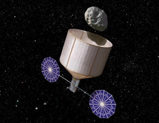 Asteroid Retrieval Spacecraft