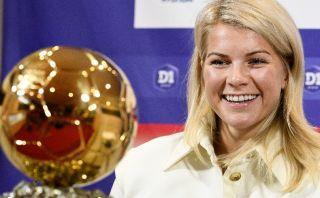 Ada Hegerberg Ballon d'or women's