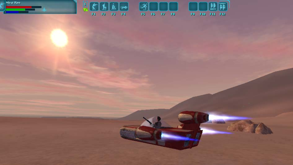 Star Wars Galaxies: how modders are keeping the dream of a