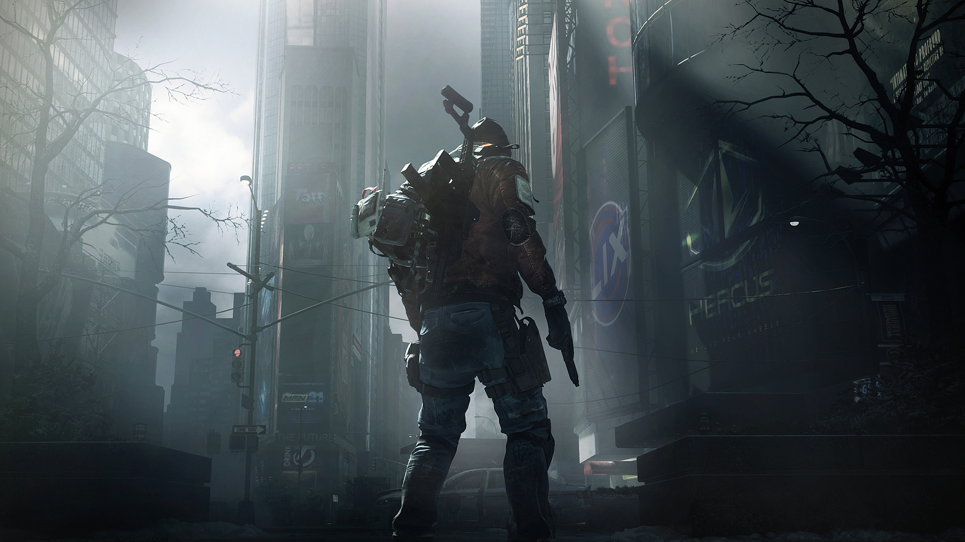 The Division's Falcon Lost is now less easy to exploit | PC Gamer