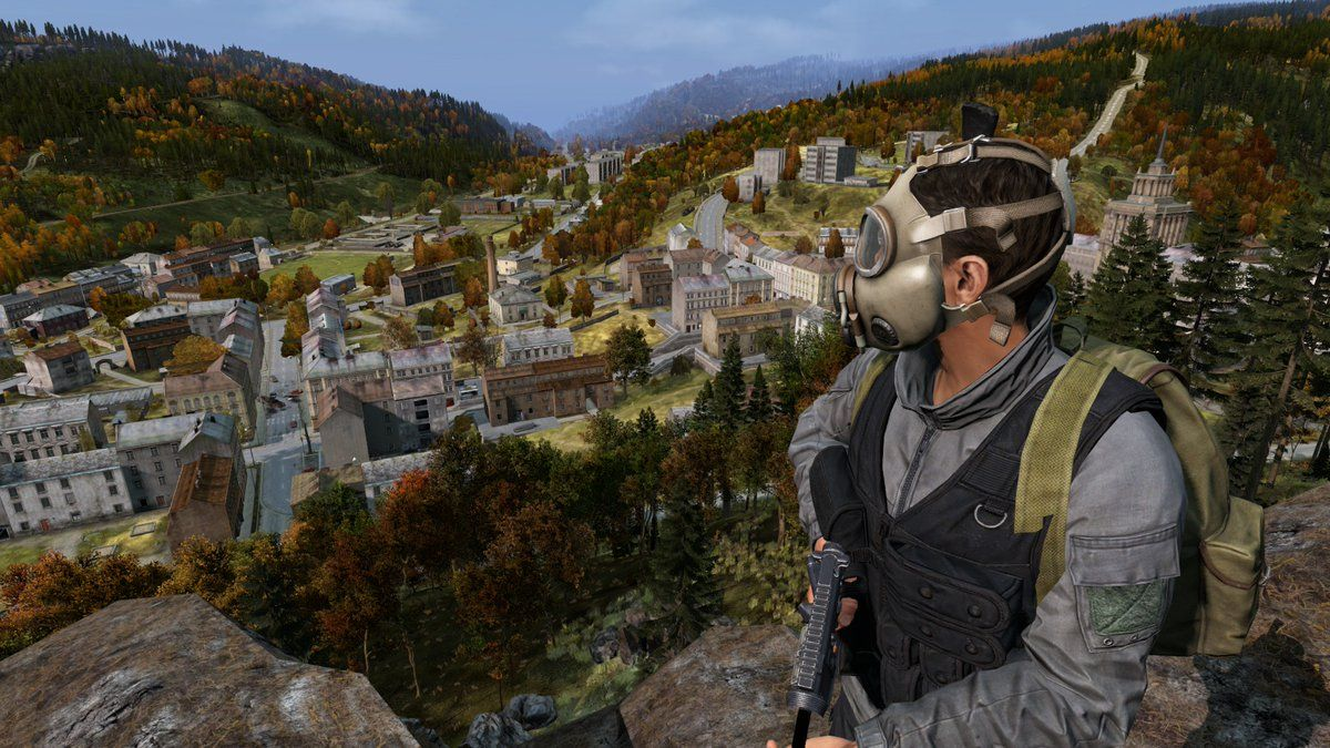 New DayZ update adds a new ski resort, hunting rifle and much more
