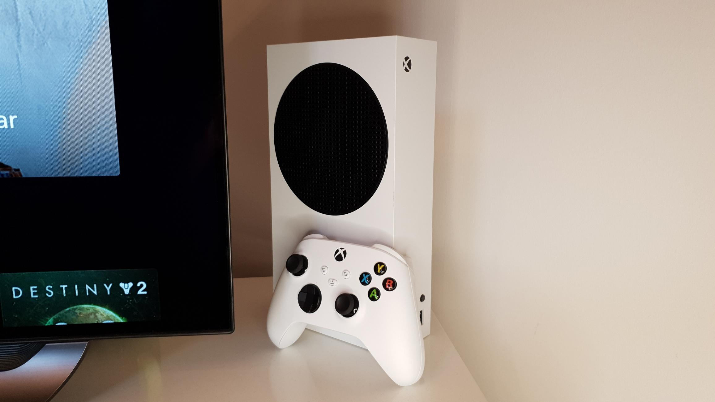 Xbox Series S TV