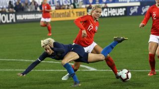 USA vs England live stream SheBelieves cup online 2020