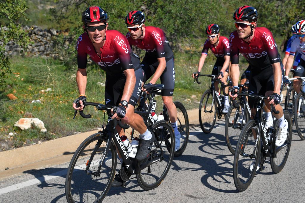 Wurf readjusting to life back in the peloton with Team Ineos