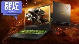 Asus TUF FX505 Gaming Laptop $200 price drop