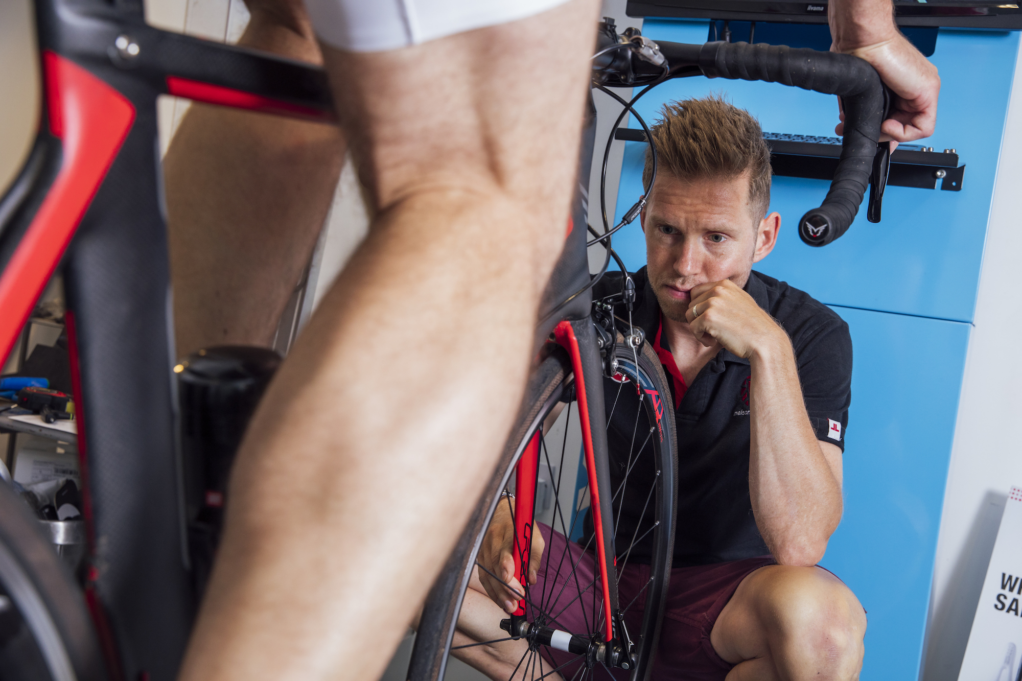 Total rush bike fit
