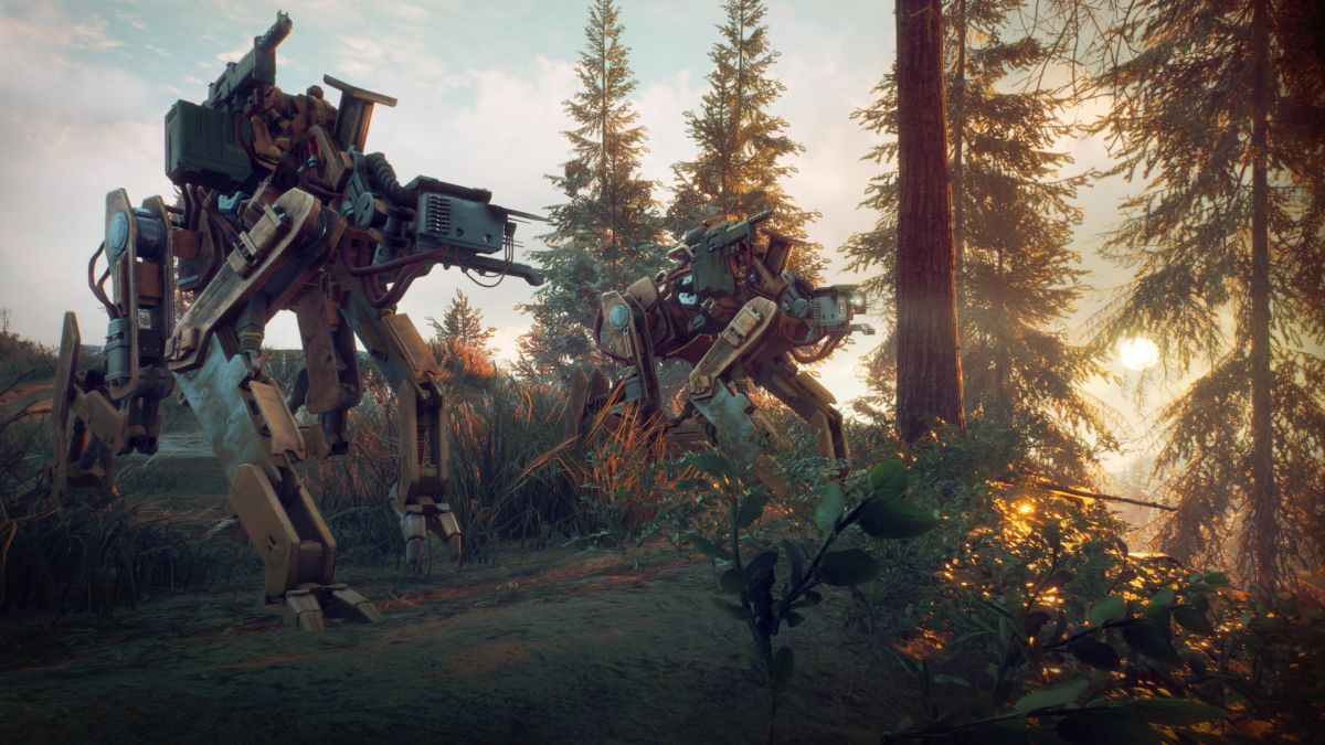 Co-op survival game Generation Zero gets a gameplay trailer