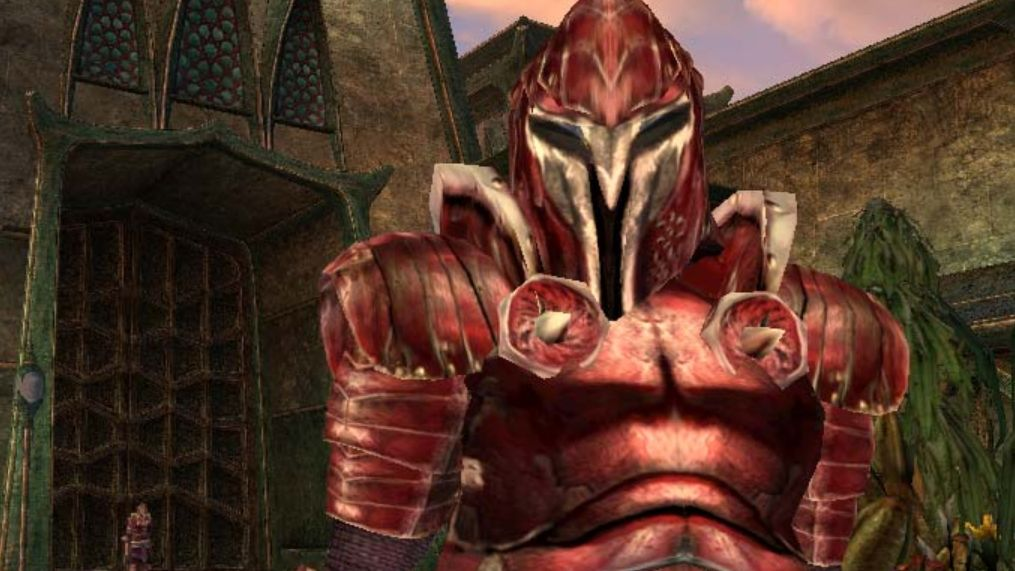The Morrowind Rebirth mod is the ultimate enhanced vanilla