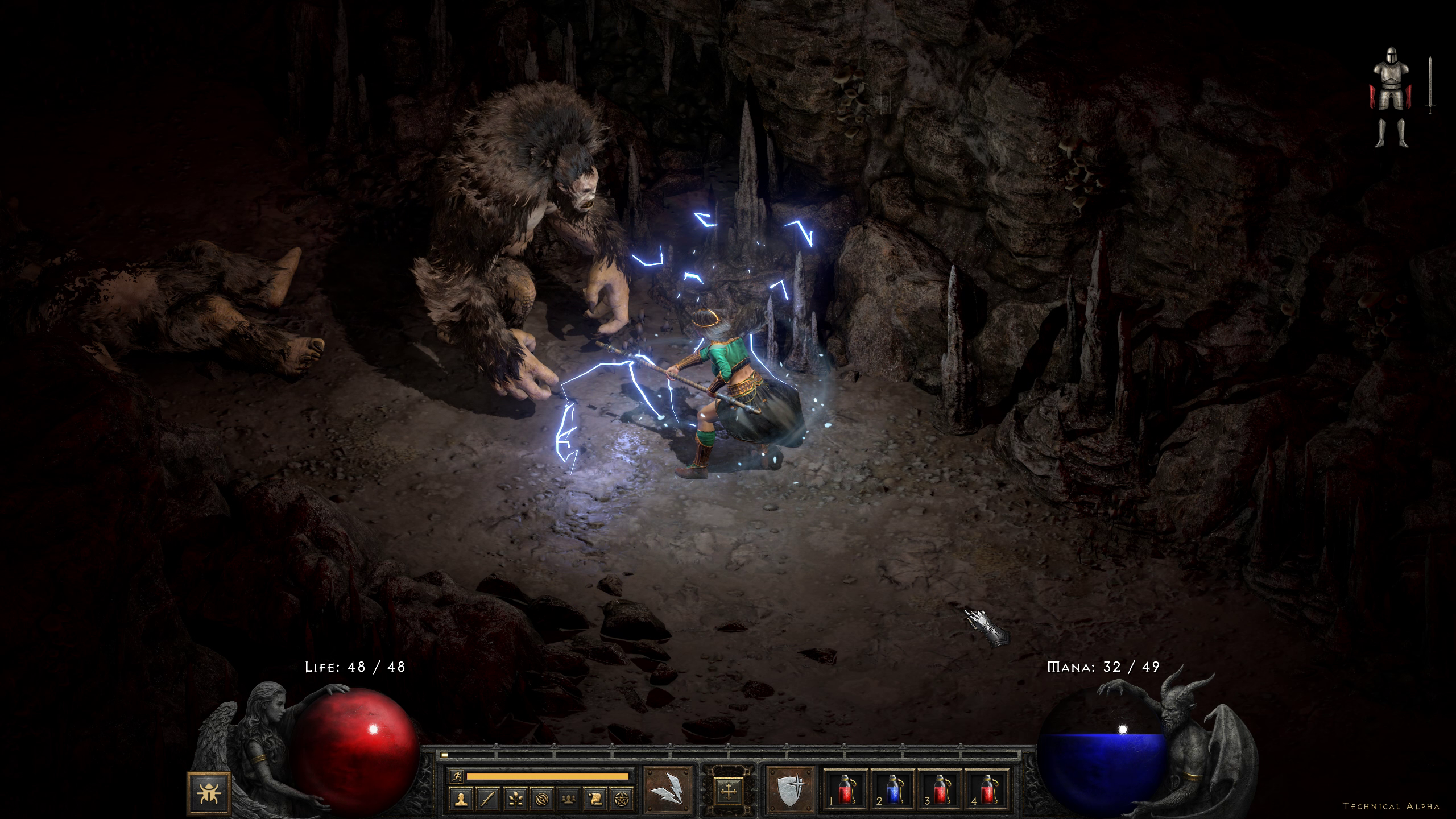 Diablo 2: Resurrected players used old mods to access hidden classes