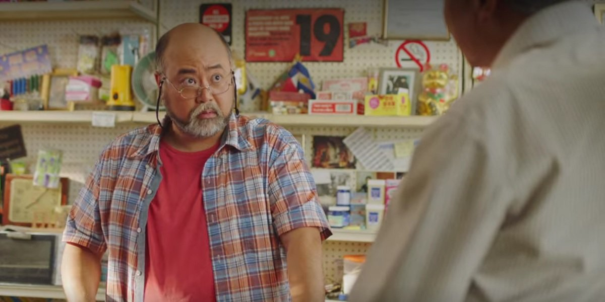 Paul Sun-Hyung Lee in Kim's Convenience